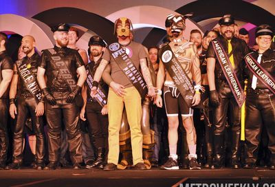 MAL 2019: Mr. Mid-Atlantic Leather Contest #4