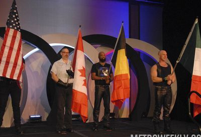 MAL 2019: Mr. Mid-Atlantic Leather Contest #14