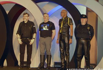 MAL 2019: Mr. Mid-Atlantic Leather Contest #17