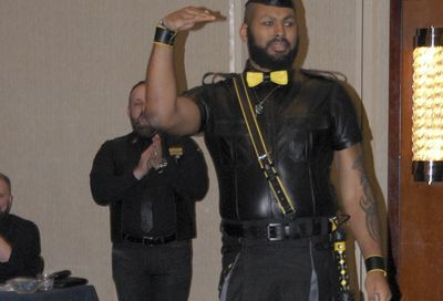 MAL 2019: Mr. Mid-Atlantic Leather Contest #30