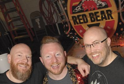 Red Bear Brewing Co. Grand Opening #18