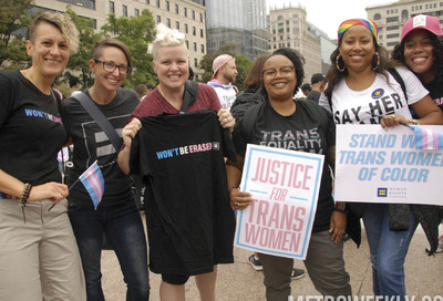National Trans Visibility March #22