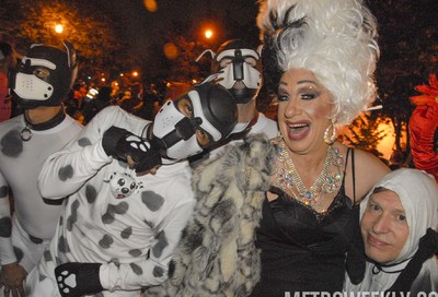 17th Street High Heel Race: Ward Morrison #21