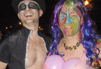 17th Street High Heel Race: Ward Morrison #159
