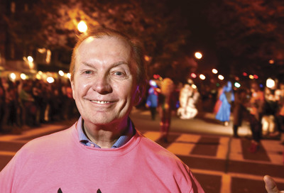 17th Street High Heel Race: Todd Franson #9