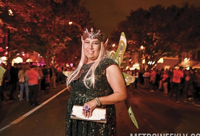 17th Street High Heel Race: Todd Franson #12