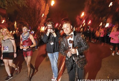 17th Street High Heel Race: Todd Franson #13