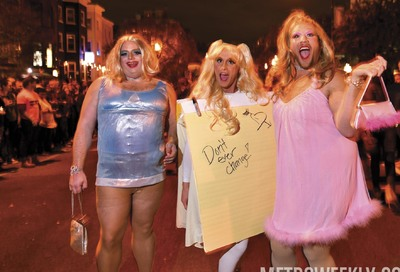 17th Street High Heel Race: Todd Franson #21