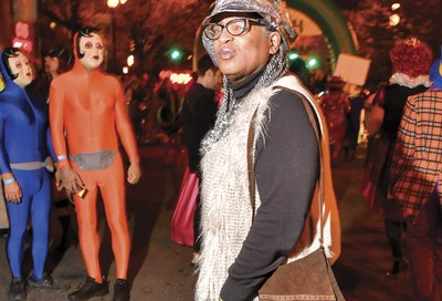 17th Street High Heel Race: Todd Franson #26