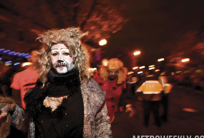 17th Street High Heel Race: Todd Franson #39