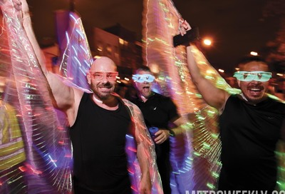 17th Street High Heel Race: Todd Franson #48