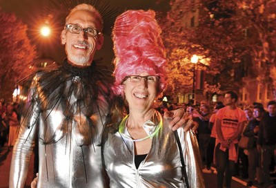 17th Street High Heel Race: Todd Franson #49