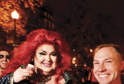 17th Street High Heel Race: Todd Franson #55