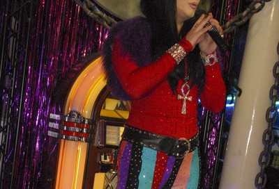 Freddie's Halloween Night with Steven Andrade as CHER! #53