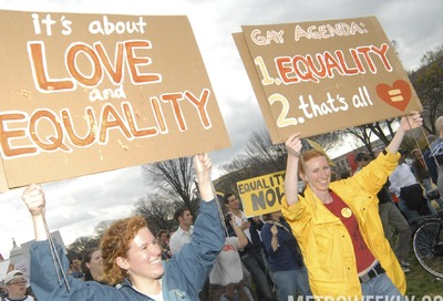 March for Equal Rights #2