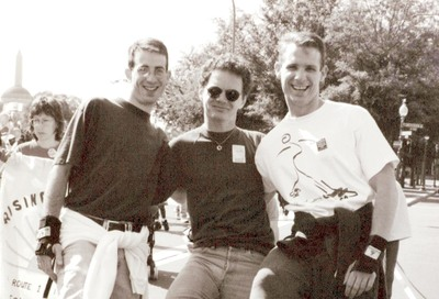 Retro Scene: Whitman-Walker's 1997 AIDSWalk #15