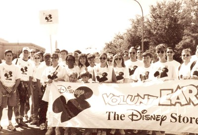 Retro Scene: Whitman-Walker's 1997 AIDSWalk #17
