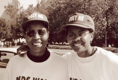 Retro Scene: Whitman-Walker's 1997 AIDSWalk #32