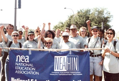 Retro Scene: Whitman-Walker's 1997 AIDSWalk #33