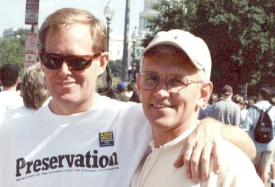 Retro Scene: Whitman-Walker's 1997 AIDSWalk #42