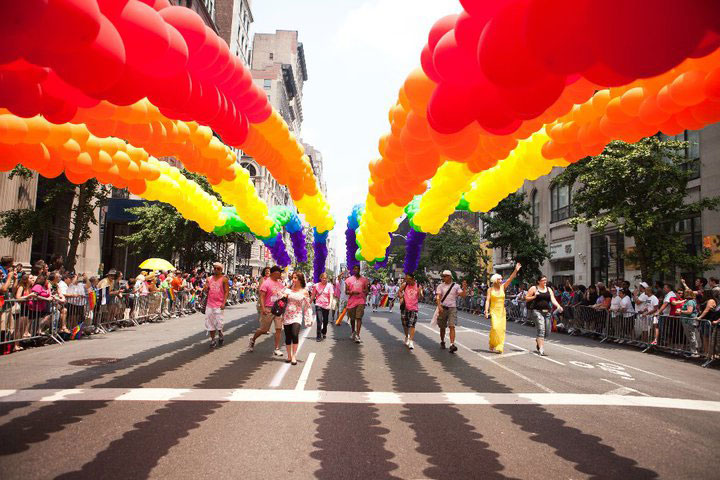nyc pride, new york city, parade, march, covid-19, coronavirus