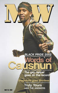 "7decd90f7bc0 Collectively, rap and hip-hop artists have pretty much cornered the market  on gay bashing. There's DMX's vibrantly visual ""Well in the back wit ya  faggot ..."