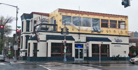 Nellie's Sports Bar, Photo by JD Uy
