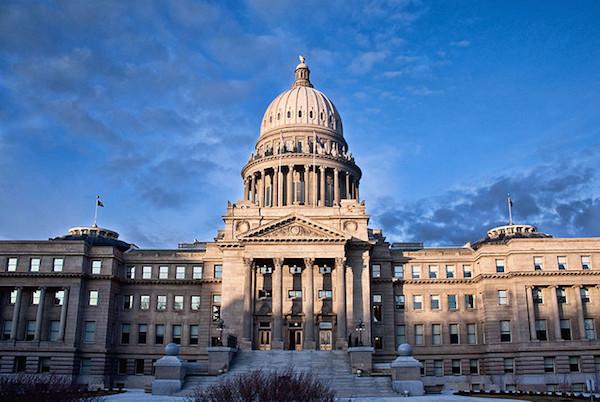 Photo: Idaho State Capitol. Credit: Kevin Rank/flickr.