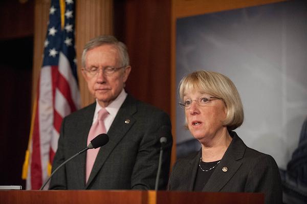 Sen. Patty Murray - Credit: Senate Democrats/flickr.