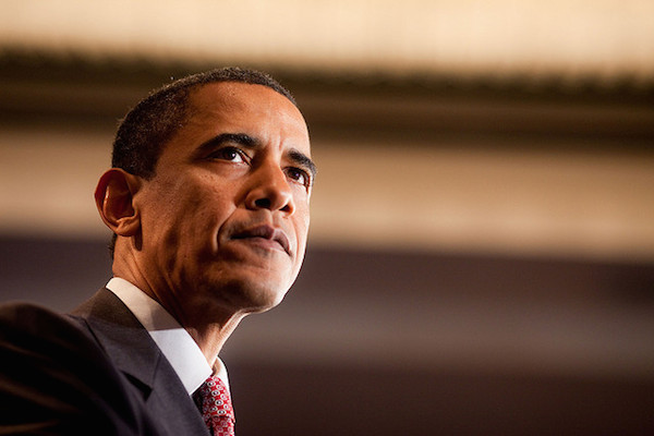 Photo: Barack Obama. Credit: Pete Souza/White House.