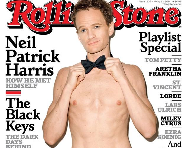 Neil Patrick Harris Poses Naked for Rolling Stone, Talks