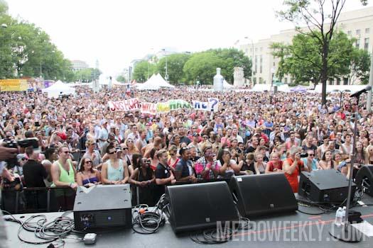 Capital Pride Festival 2013