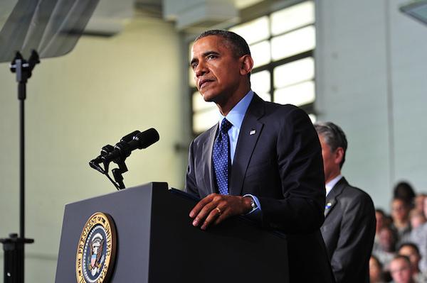 Photo: Barack Obama. Credit: U.S. State Department.