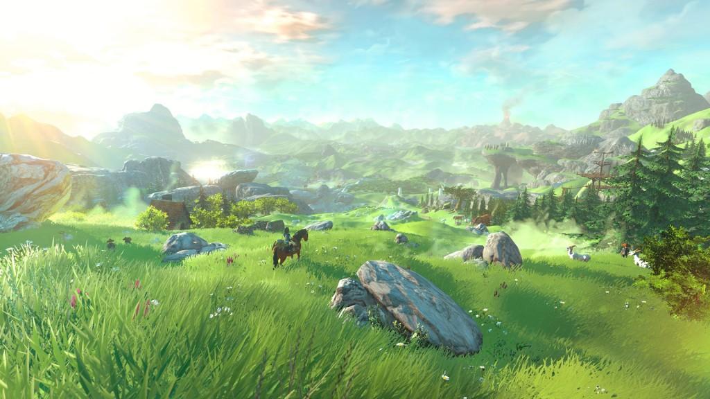 Legend of Zelda (Wii U)