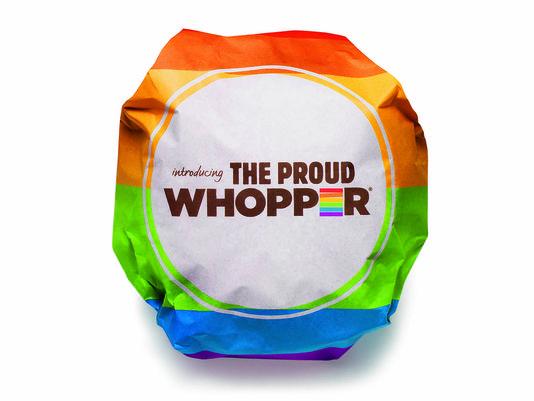 Proud Whopper