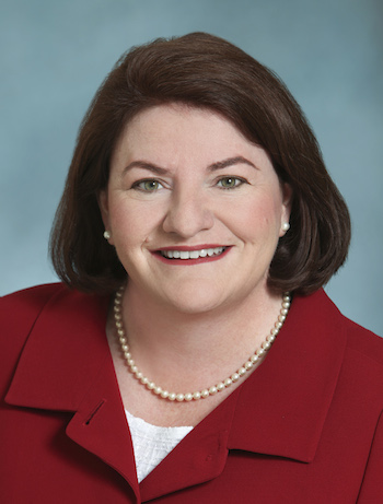 Photo: Toni Atkins. Credit: California State Assembly.