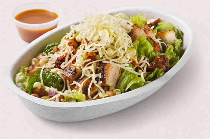 Chipolte Salad