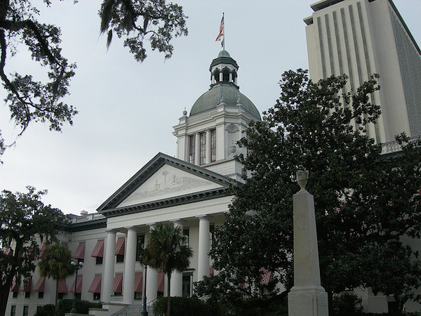 Photo: Florida State Capitol. Credit: Jimmy Emerson/flickr.