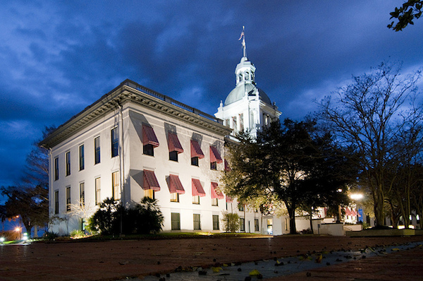 Photo: Florida State Capitol. Credit: Gregory Moine/flickr.