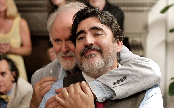 John Lithgow and Alfred Molina in Love Is Strange
