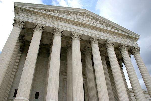 Photo: U.S. Supreme Court. Credit: Ian Koski/flickr.