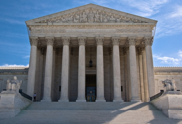 U.S. Supreme Court. Credit: Gouldy99/flickr.