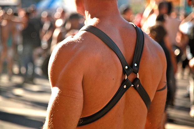 folsom street fair, san francisco, up your alley