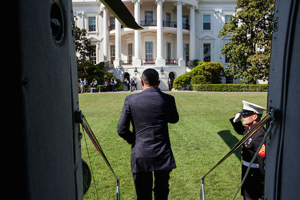 Barack Obama. Photo: Pete Souza/White House.