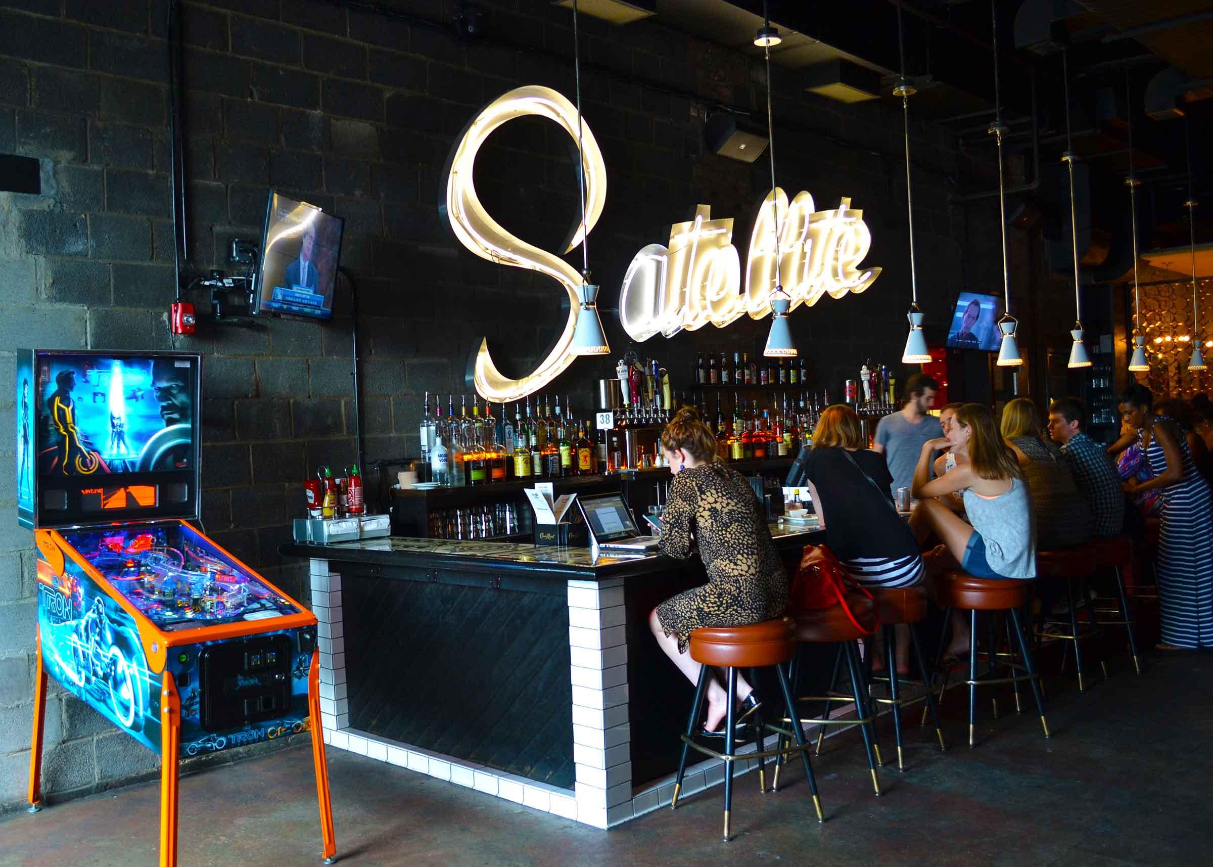 The Satellite Room\'s Musical Burgers - Metro Weekly