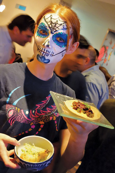 Oyamel: Day of the Dead Photo by Todd Franson