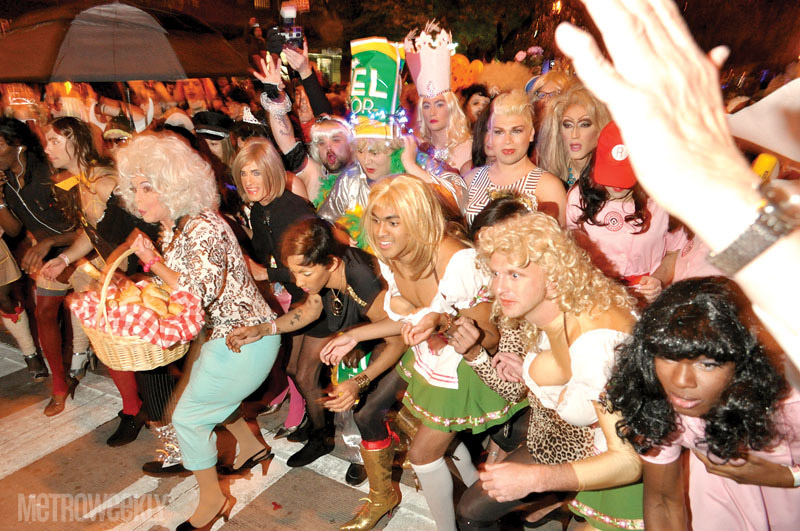 17th Street High Heel Race Photo by Todd Franson