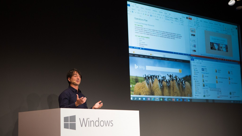 First-look-at-Windows-10