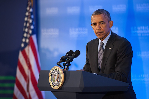 Barack Obama - Credit: U.S. State Department