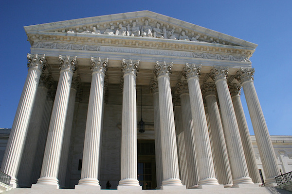 U.S. Supreme Court - Credit: Ian Koski/flickr